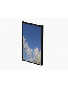 """HI-ND Wall casing, QM49R, LG Portrait Polyka 124.5 cm (49"""") Musta Hi Nd WC4900-5001-52 - 1"""