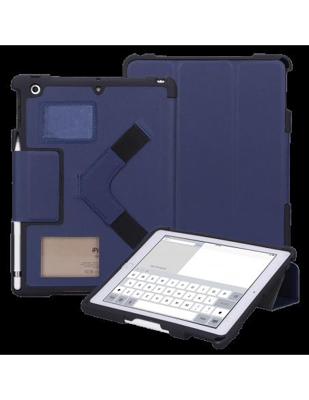 "NutKase NK014DB-EL taulutietokoneen suojakotelo 24.6 cm (9.7"") Folio-kotelo Sininen Nutkase Options NK014DB-EL - 2"