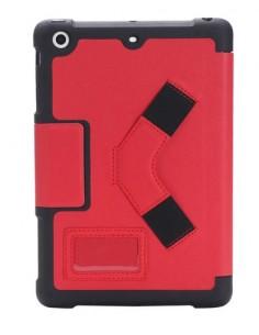"""NutKase NK014R-EL-SHM taulutietokoneen suojakotelo 24.6 cm (9.7"""") Folio-kotelo Punainen Nutkase Options NK014R-EL-SHM - 1"""