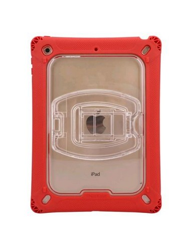 """Nutkase Options Nk Rugged Case For Ipad 10.2"""" - Red Nutkase Options NK136R-EL - 1"""