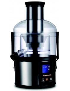 Gastroback 40125 mehukone Mehulinko Musta, Läpinäkyvä 800 W Gastroback 40125 - 1