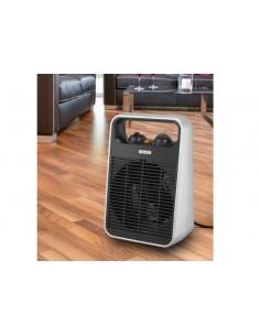 Unold 86106 sisälämmitin Sähkökäyttöinen lämpötuuletin Musta, Hopea 2000 W Unold 86106 - 1