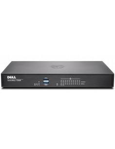 SonicWall TZ600 laitteistopalomuuri 1500 Mbit/s Sonicwall 01-SSC-0210 - 1