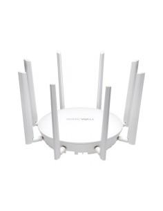 SonicWall SonicWave 432e WLAN-tukiasema 2500 Mbit/s Power over Ethernet -tuki Valkoinen Sonicwall 01-SSC-2536 - 1