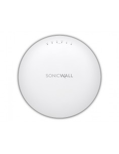 SonicWall SonicWave 432i WLAN-tukiasema 2500 Mbit/s Power over Ethernet -tuki Valkoinen Sonicwall 01-SSC-2589 - 1