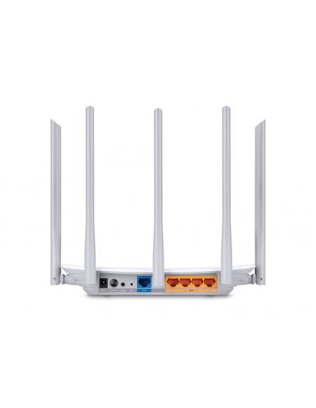 TP-LINK Archer C60 langaton reititin Kaksitaajuus (2,4 GHz/5 GHz) Nopea Ethernet Valkoinen Tp-link ARCHER C60 - 3