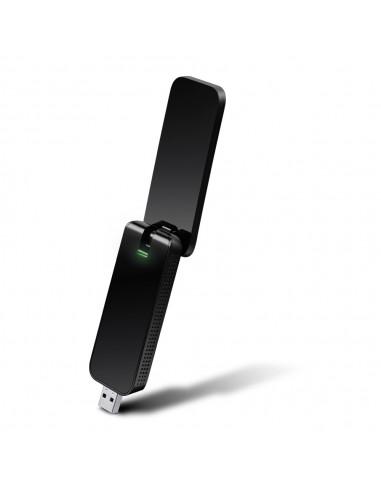 TP-LINK AC1300 Wireless Dual Band USB Adapter WLAN 867 Mbit/s Tp-link ARCHER T4U - 1