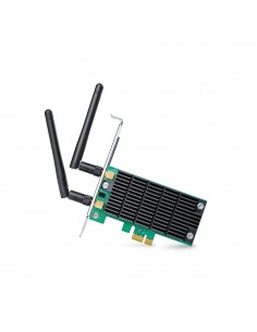 TP-LINK AC1300 Wireless Dual Band PCI Express Adapter WLAN 867 Mbit/s Sisäinen Tp-link ARCHER T6E - 1