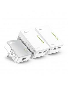 TP-LINK TL-PA4010 + 2x TL-WPA4220 500 Mbit/s Ethernet LAN Wi-Fi Valkoinen Tp-link TL-WPA4220TKIT - 1