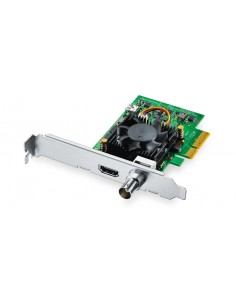 Blackmagic Design DeckLink Mini Recorder 4K videokaappauslaite Sisäinen PCIe Blackmagic Design BM-BDLKMINIREC4K - 1