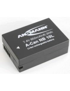 Ansmann A-CAN NB 10L Litiumioni (Li-Ion) 850 mAh Ansmann 1400-0024 - 1