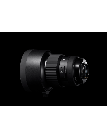 Sigma 105mm F1.4 DG HSM SLR Telezoom-objektiivi Musta Sigma 259965 - 9