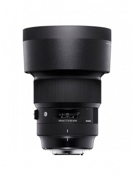 Sigma 105mm F1.4 DG HSM SLR Telezoom-objektiivi Musta Sigma 259965 - 10