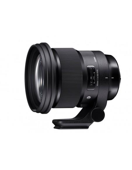 Sigma 105mm F1.4 DG HSM SLR Telezoom-objektiivi Musta Sigma 259965 - 11