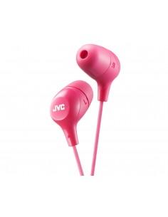 JVC HA-FX38-P-E Kuulokkeet In-ear Vaaleanpunainen Jvc HA-FX38-P-E - 1