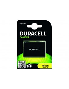 Duracell DRNEL14 kameran/videokameran akku Litiumioni (Li-Ion) 1100 mAh Duracell DRNEL14 - 1