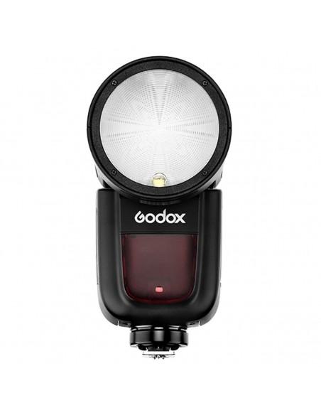 Godox V1-N Kompakti salama Musta Godox V1N - 2