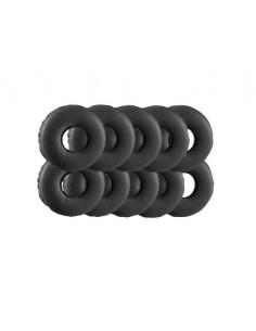 Jabra 14101-29 kuulokepehmuste Musta 10 kpl Jabra 14101-29 - 1