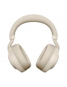 Jabra Evolve2 85. MS Stereo Kuulokkeet Pääpanta Beige Jabra 28599-999-898 - 1