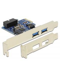 DeLOCK 89315 liitäntäkortti/-sovitin USB 3.2 Gen 1 (3.1 1) Sisäinen Delock 89315 - 1
