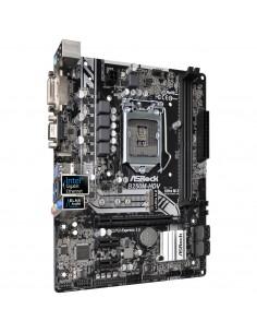 Asrock B250M-HDV emolevy LGA 1151 (pistoke H4) mikro ATX Intel® B250 Asrock B250M-HDV - 1
