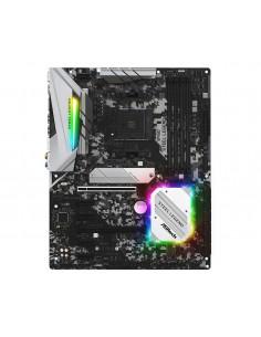 Asrock B450M Steel Legend emolevy Kanta AM4 mikro ATX AMD B450 Asrock B450 STEEL LEGEND - 1