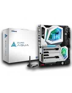 Asrock Z490 Aqua Laajennettu ATX Intel Asrock Z490 AQUA - 1