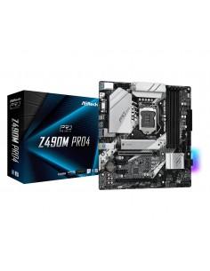 Asrock Z490M Pro4 mikro ATX Intel Z490 Asrock Z490M PRO4 - 1