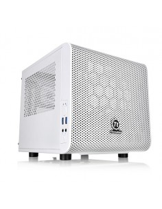 Thermaltake Core V1 Snow Edition Kuutio Valkoinen Thermaltake CA-1B8-00S6WN-01 - 1