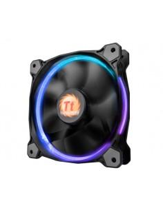 Thermaltake RIing 14 Tietokonekotelo Tuuletin cm Musta Thermaltake CL-F043-PL14SW-A - 1
