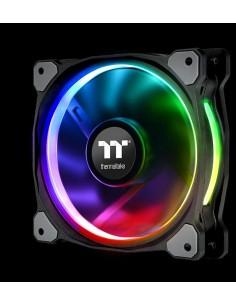 Thermaltake CL-F057-PL14SW-A tietokoneen jäähdytyskomponentti Tietokonekotelo Tuuletin 14 cm Musta Thermaltake CL-F057-PL14SW-A