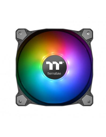 Thermaltake CL-F080-PL14SW-A tietokoneen jäähdytyskomponentti Tietokonekotelo Tuuletin 14 cm Musta Thermaltake CL-F080-PL14SW-A