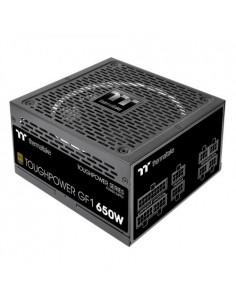 Thermaltake Toughpower GF1 TT Premium Edition virtalähdeyksikkö 650 W 24-pin ATX Musta Thermaltake PS-TPD-0650FNFAGE-1 - 1