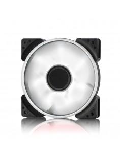 Fractal Design Prisma SL-12 Tietokonekotelo Tuuletin 12 cm Musta, Valkoinen Fractal Design FD-FAN-PRI-SL12-WT - 1