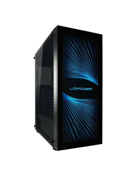 LC-Power Gaming 800B - Interlayer X Midi Tower Musta Lc Power LC-800B-ON - 3