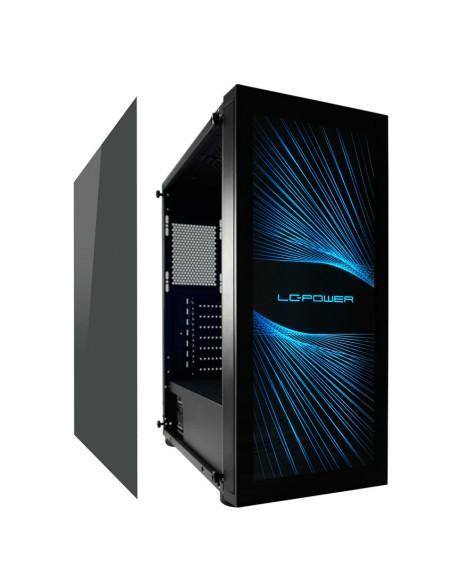 LC-Power Gaming 800B - Interlayer X Midi Tower Musta Lc Power LC-800B-ON - 5