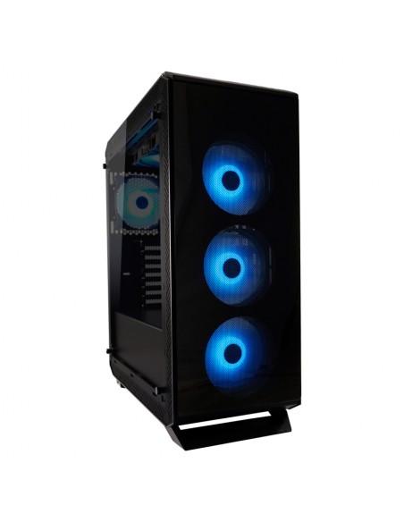 LC-Power Gaming 801B - Sera_X Midi Tower Musta Lc Power LC-801B-ON - 2