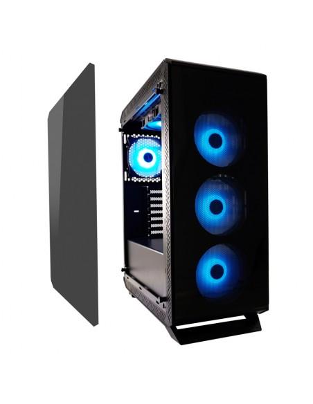 LC-Power Gaming 801B - Sera_X Midi Tower Musta Lc Power LC-801B-ON - 3