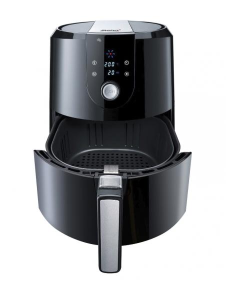 Steba HF 5000 XL Kuumakiertoilmakypsennin 5.2 L Yksi Musta Erillinen 1800 W Steba 265000 - 3