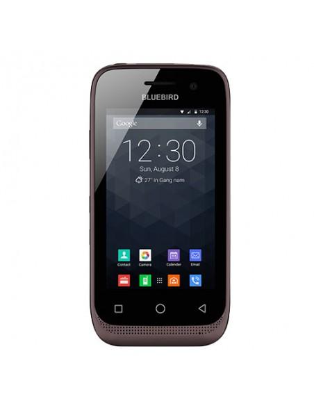 "Bluebird EF400 mobiilitietokone 10.2 cm (4"") 800 x 480 pikseliä Kosketusnäyttö 200 g Musta Bluebird EF400-A4LAW - 1"