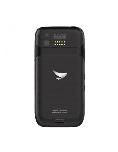 "Bluebird EF400 mobiilitietokone 10.2 cm (4"") 800 x 480 pikseliä Kosketusnäyttö 200 g Musta Bluebird EF400-A4LAW - 4"