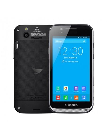 "Bluebird EF500 mobiilitietokone 12.7 cm (5"") 1280 x 720 pikseliä Kosketusnäyttö 260 g Musta Bluebird EF500-A4LDH - 1"