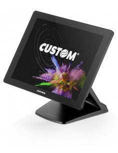 Custom Pcpos Vision15 Pro 15in Term I5 8gb Ram 128gb Ssd In Custom 935FV090100L33 - 1