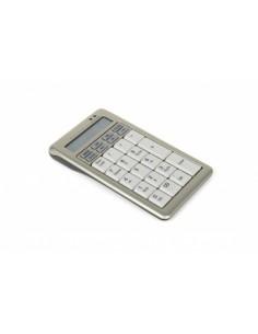 BakkerElkhuizen S-board 840 Design Numeriek näppäimistö USB Numeerinen Harmaa Bakkerelkhuizen BNES840DNUM - 1