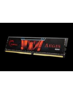 G.Skill Aegis muistimoduuli 8 GB 1 x DDR4 3000 MHz G.skill F4-3000C16S-8GISB - 1
