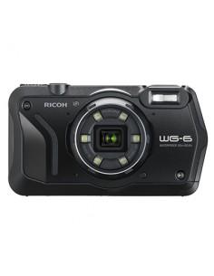 "Ricoh WG-6 Kompakti kamera 20 MP CMOS 3840 x 2160 pikseliä 1/2.3"" Musta Ricoh 3842 - 1"