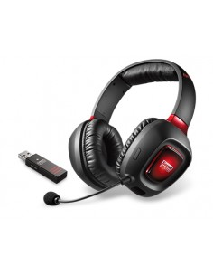 Creative Labs Sound Blaster Tactic3D Rage Wireless Kuulokkeet Pääpanta Musta Creative 70GH022000003 - 1