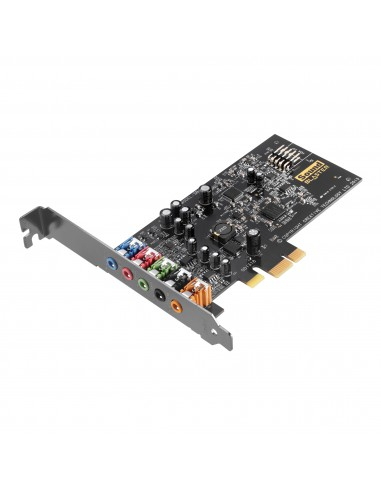Creative Labs Sound Blaster Audigy FX 5.1 kanavaa PCI-E x1 Creative 70SB157000000 - 1