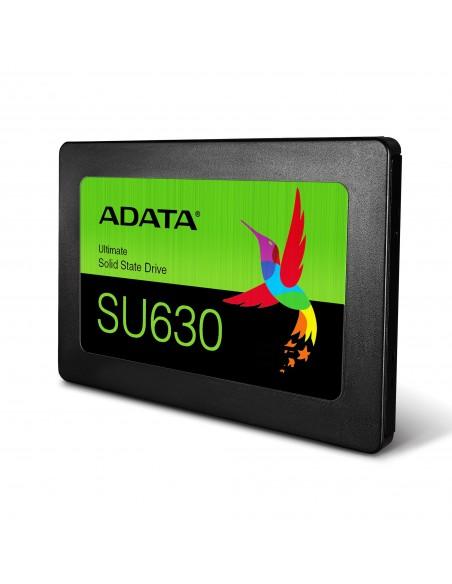 """ADATA Ultimate SU630 2.5"""" 480 GB SATA QLC 3D NAND Adata ASU630SS-480GQ-R - 2"""