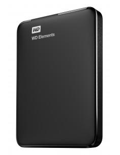 Western Digital WD Elements Portable externa hårddiskar 4000 GB Svart Western Digital WDBU6Y0040BBK-WESN - 1